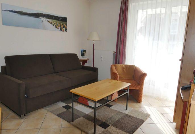 Sitzbereich im Wohnraum
