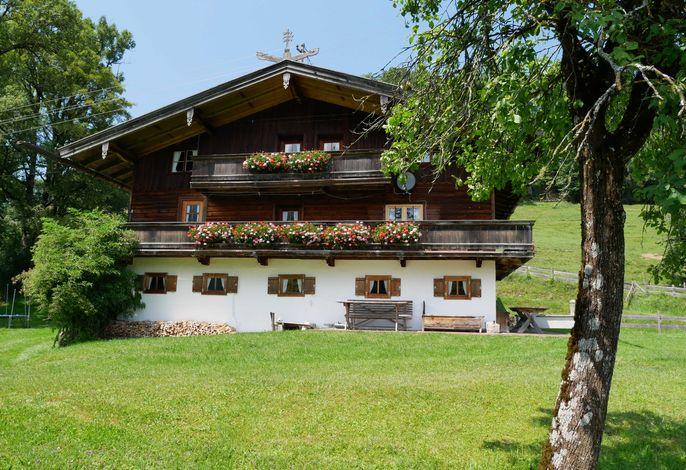 Gmaiserhof  alleinstehendes Ferienhaus