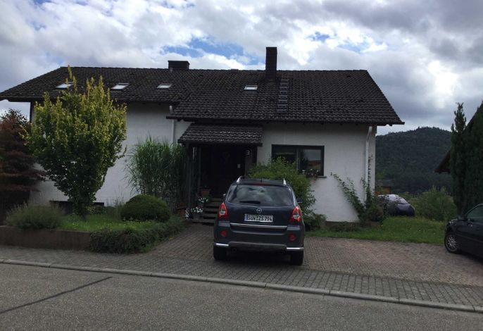 Haus am Waldrand