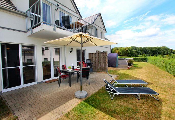 Entspannen auf der Terrasse  / Gartenbereich