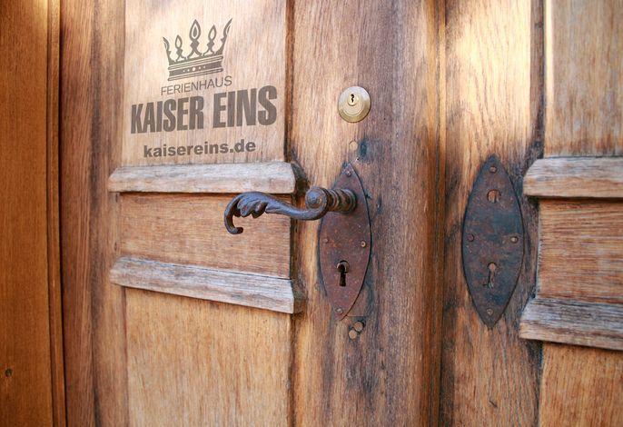 Ferienhaus Kaisereins