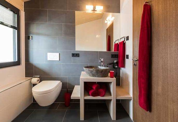 Zweites Badezimmer Siebenschön