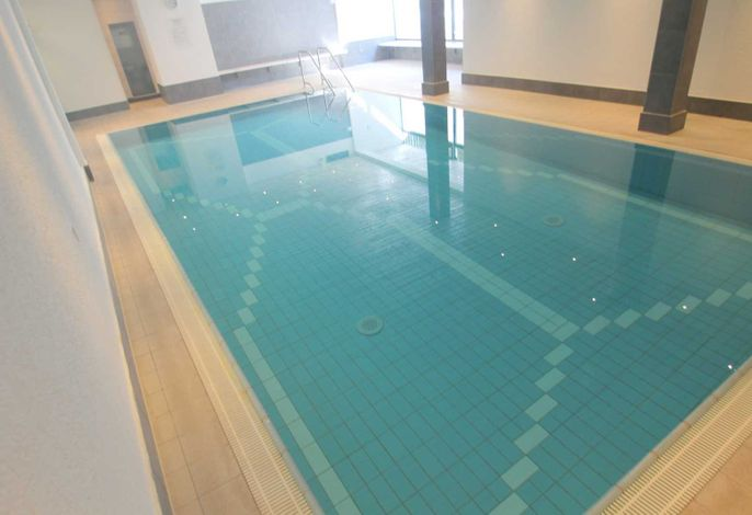 Pool im Keller