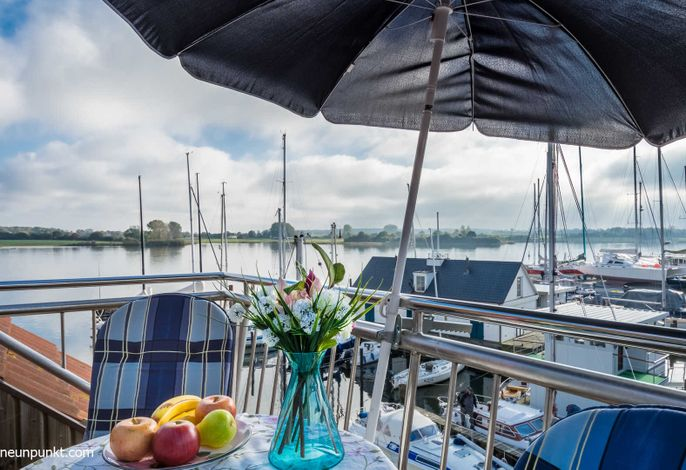 Ferienwohnung Hafen-Panorama - FWAE5