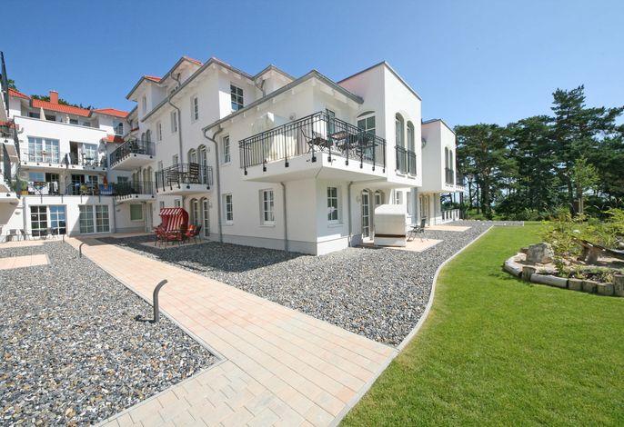 MZ: Haus Meeresblick A 2.11 Sonnendeck mit Balkon