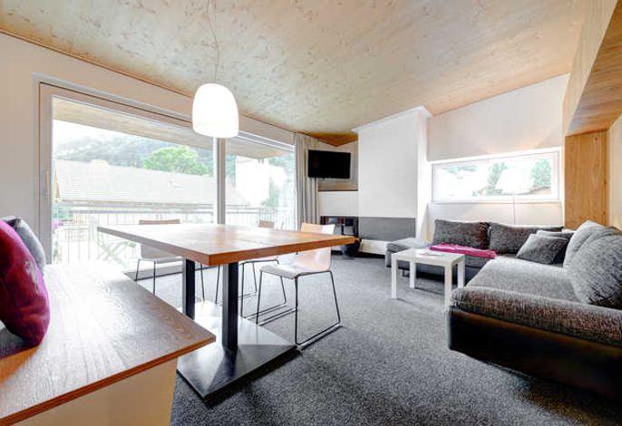 Penthaus - Ferienwohnung im Dachgeschoss