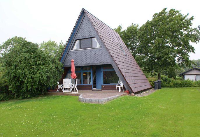 Zeltdachhaus mit W-Lan