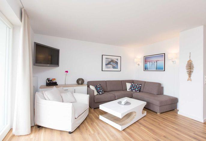 Haus 7 Apartment 2 Bootsliegeplatz optional