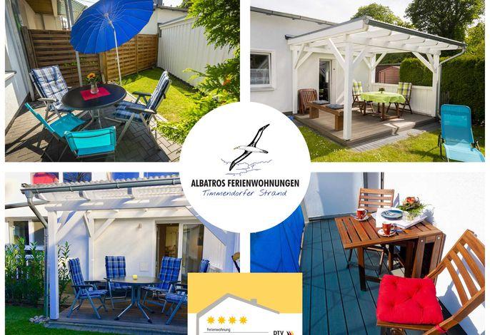 Haus Albatros Ferienwohnungen
