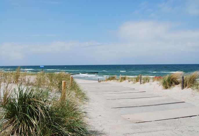 Ferienwohnung direkt am Strand