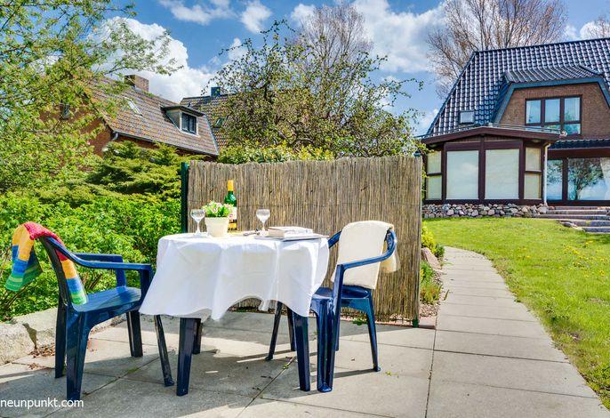 Ferienwohnung am Schleiufer in Maasholm - FWME