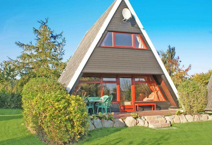 Zeltdachhaus in ruhiger Lage