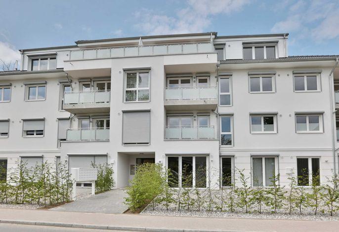 Strandvilla Augustusbad App. Riverside - 3 Zimmerwohnung