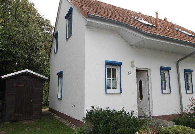Leuchtturmstraße Haus 16 , nur 150 m vom Strand entfernt