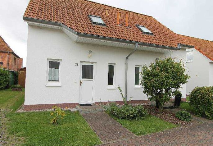 Leuchtturmstraße Haus 28 nur 150 m vom Strand entfernt