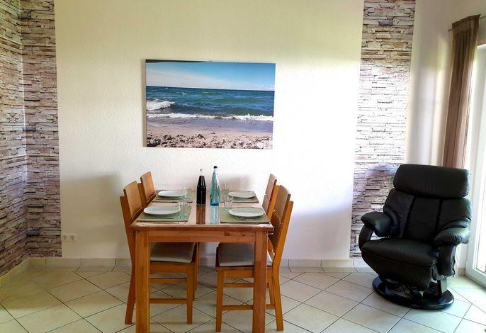 Villa Elsa Wohnung 1, nur 150 m vom Strand entfernt