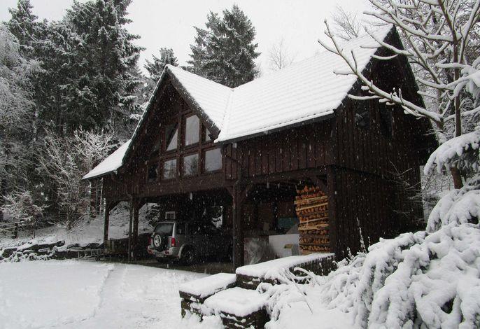 Ferienhaus im Grünen (NEU: mit E-Auto Ladesäule)