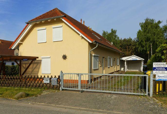 Zinnowitz - DHH Ankerhaus (5*)