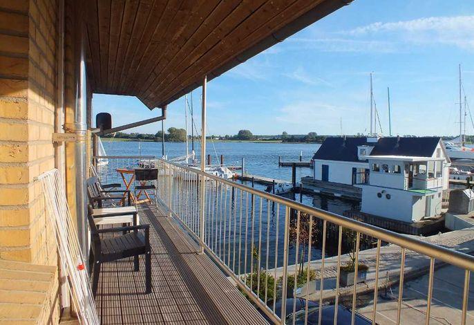 Ferienwohnung Hafenkante - FWAE