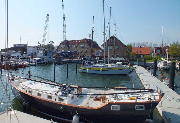 Ferienwohnung Hafen-Harmonie - FWAE3