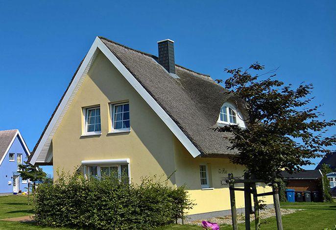 Ferienhaus To Hus Vieregge-Rügen