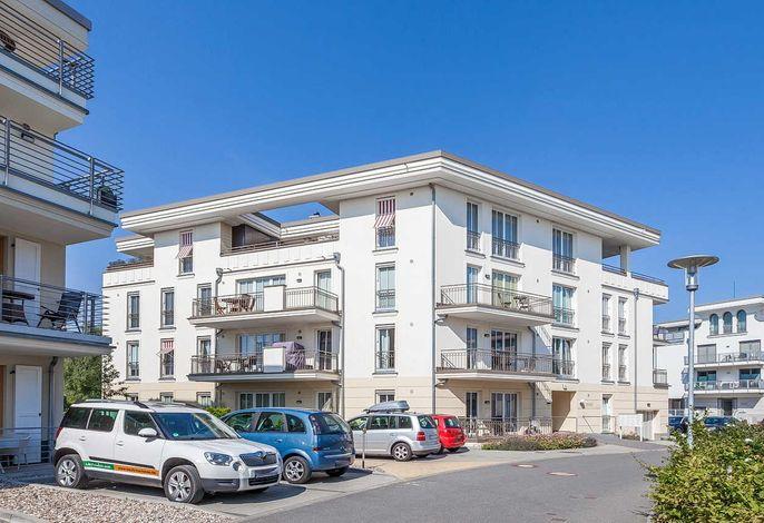 Villa Strandvogt Wohnung 11