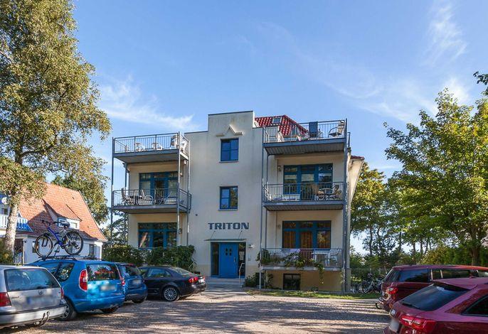 Villa Triton Souterrain Wohnung 09
