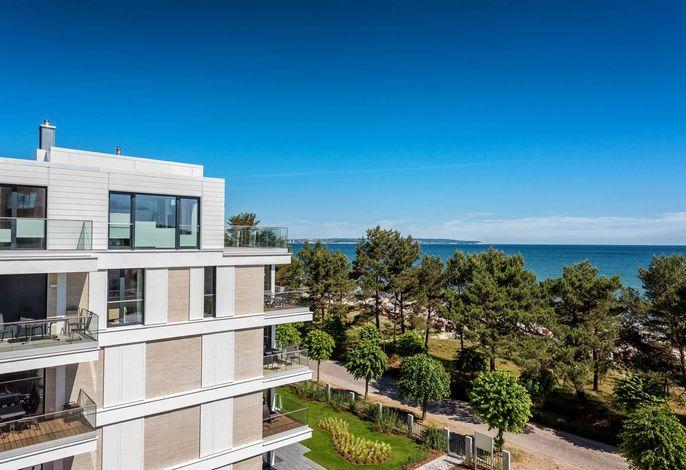 Villa Vogue - No. 7   Strandkorb am Meer, Kamin
