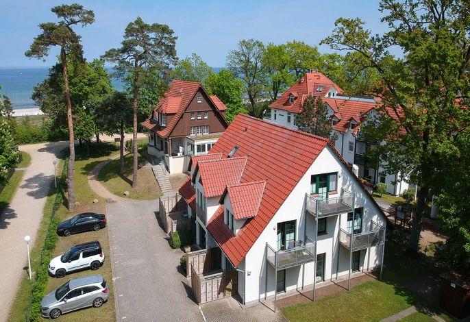 Strandvilla Krabbe Wohnung 09