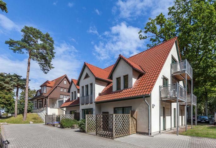 Strandvilla Krabbe Wohnung 08