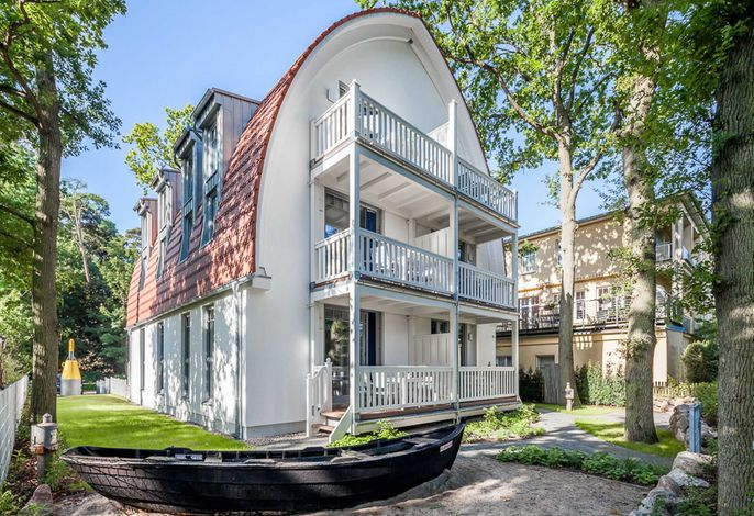 Strandvilla Scholle-Scholle Wohnung 05