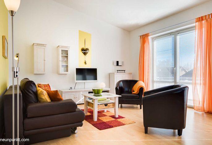 Ferienwohnung Alter Zimmerplatz Südhafen - FWAZ