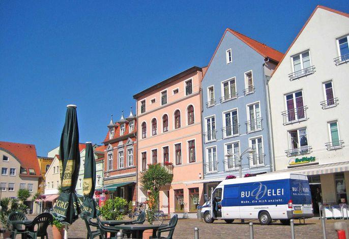 Ferienhaus Ueckermünde VORP 911