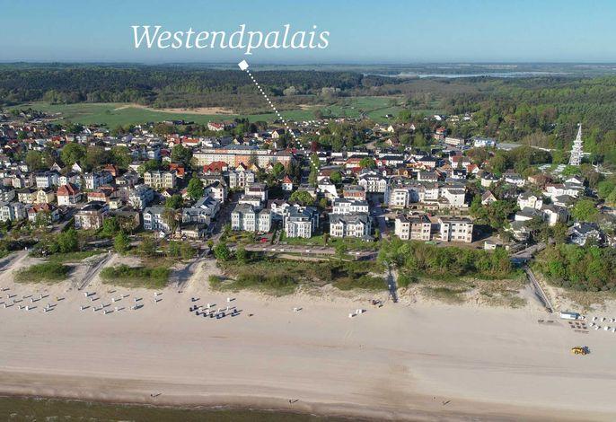 Westendpalais App.04 - Strandburg