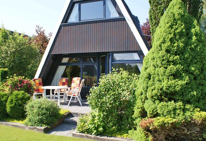 Zeltdachhaus - moderne Ausstattung und W-LAN