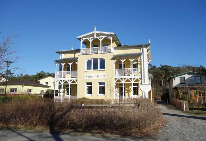 Villa Iduna in der Strandstraße  - Fewo 2