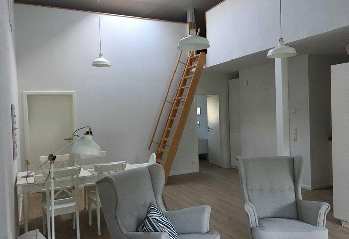 Wohnraum mit Speeldeel