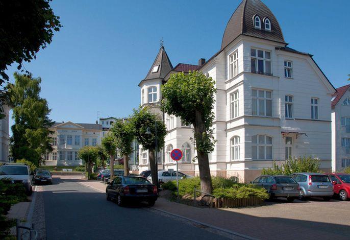 Ahlbeck, Schloss Hohenzollern - WG 20 - OG 1