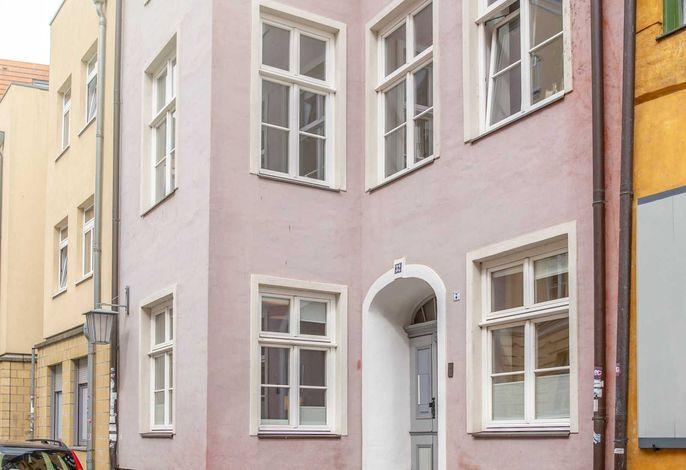 Ferienwohnungen in der Altstadt Stralsund