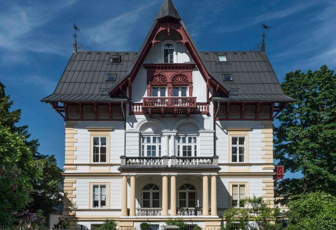 Apartments in der Villa Schodterer