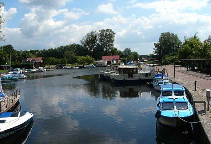 Ferienwohnung Nähe Kummerower See