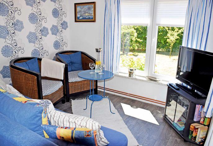 Ferienhaus mit Terrasse im Ostseebad Sellin