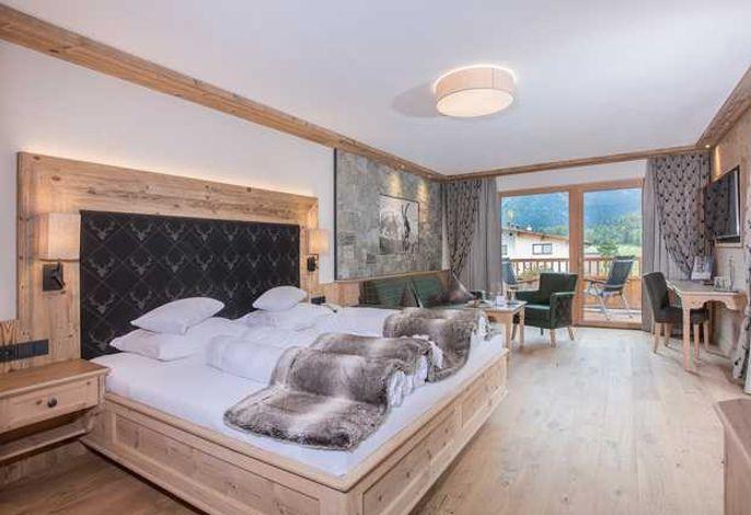 Suite Alpin Hotel Kristall