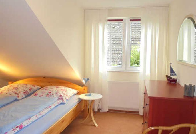 Schlafzimmer 1 im Obergeschoss