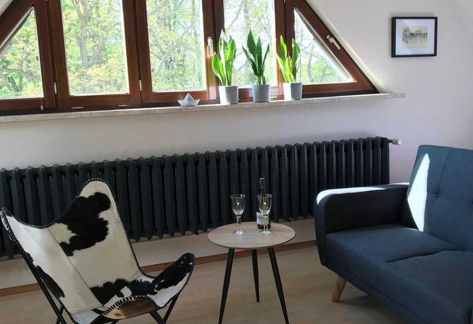 1 Raum Ferienwohnung Ahlbeck