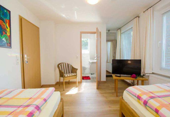 Zimmer A Zweibettzimmer