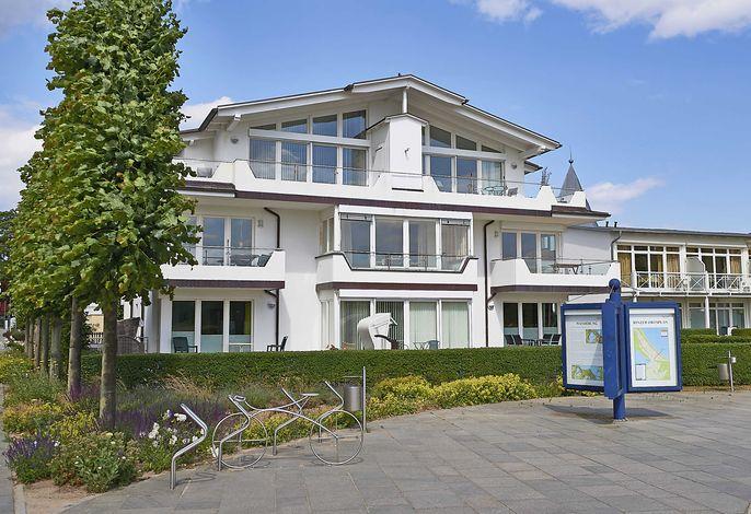 """Villa Schwan F654 WG 19a """"Kornblume"""" im Erdgeschoss"""