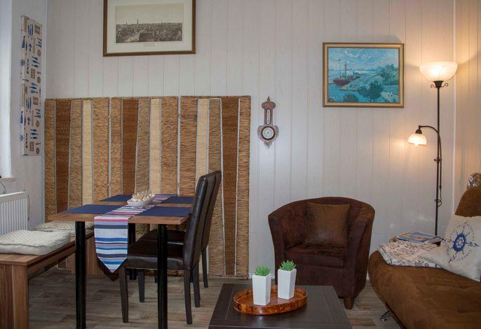 015 Ferienhaus Wilhelmshaven - wie nach Hause kommen