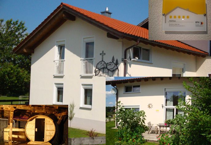 Ferienhaus Plattenstein