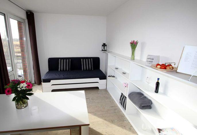 Ihr Wohn- und Schlafzimmer